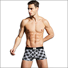 Men boxer underwear